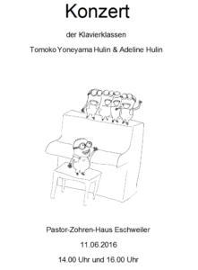 Programm Deckblatt